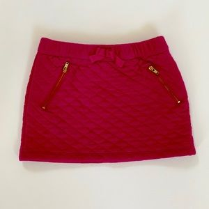 Gymboree Toddler Girl Quilted Skirt